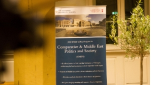 CMEPS – Studying Comparative & Middle East Politics and Society in Tübingen & Cairo