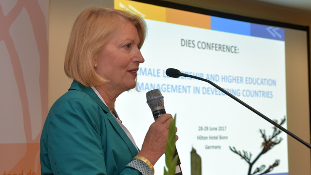 DIES: Gender-Konferenz zu Female Leadership