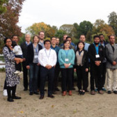 Very welcome guests: participants of the Networking Tour chosen by the DAAD
