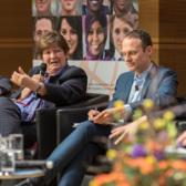 DAAD Salongespräch: Kooperation für den Erhalt von