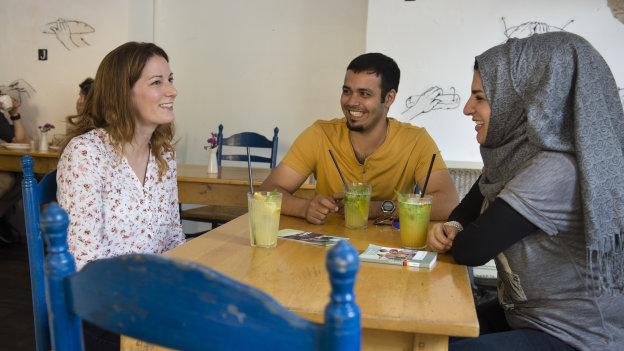 welcome studierende der universitt greifswald engagieren sich fr flchtlinge - Uni Greifswald Bewerbung