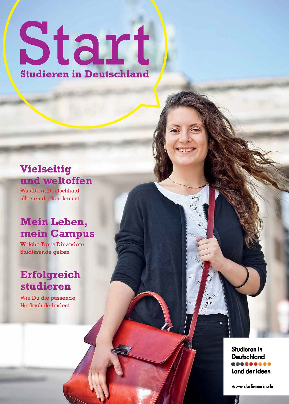 Cover Start Magazin DEU