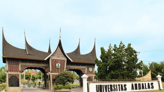 Indonesien - Gerbang Universitas Andalas