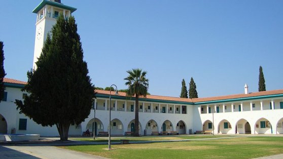 Zypern  -University of Cyprus in Nicosia