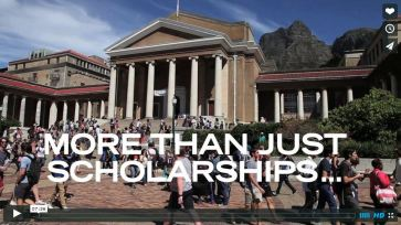Südafrika DAAD NRF Joint Scholarship Programme Video