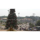 Weihnachten in Yaoundé©Kathrin Reese